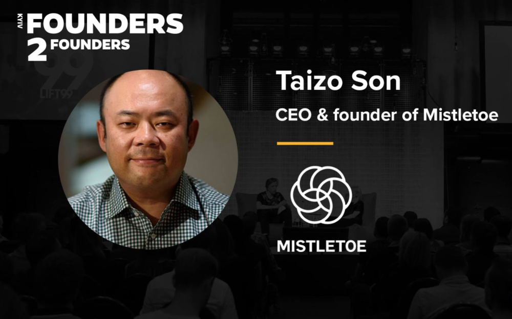 F2F Kyiv with Taizo Son, 04 Dec 2018 - Taizo Son – a Japanese serial entrepreneur and investor, the founder and CEO of Mistletoe, Inc., a venture capital firm that's also part accelerator and part incubator – is coming to Kyiv!