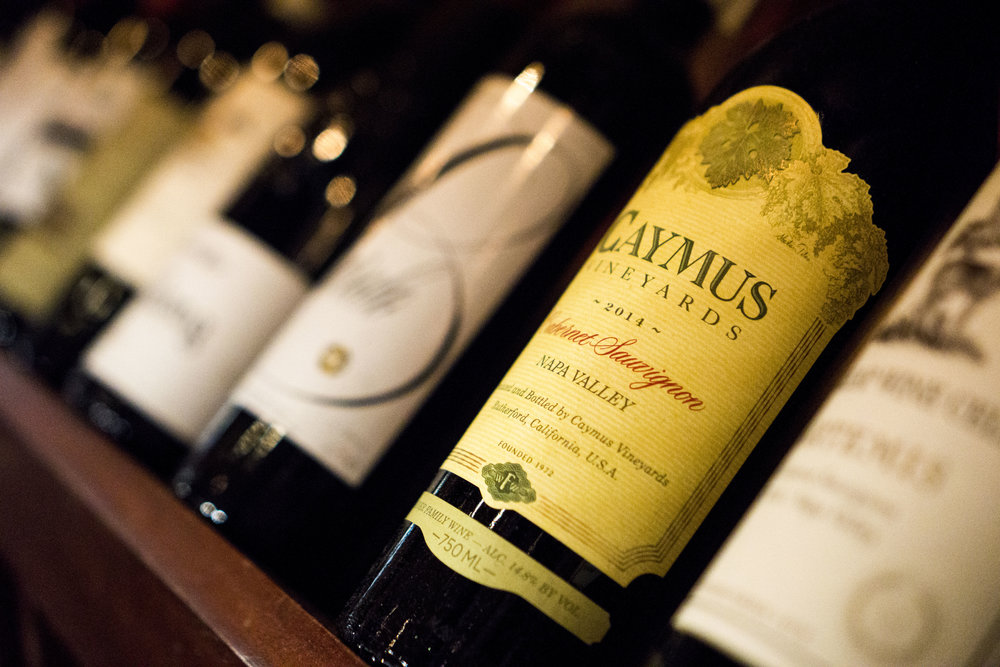 sunday half-priced wine bottles -