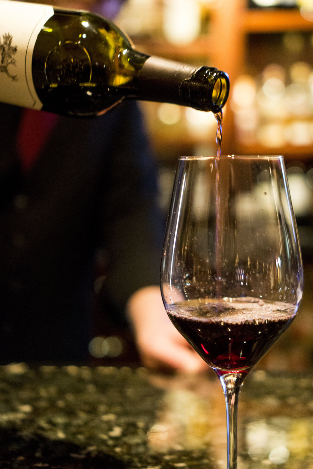 WINE BY THE GLASS -