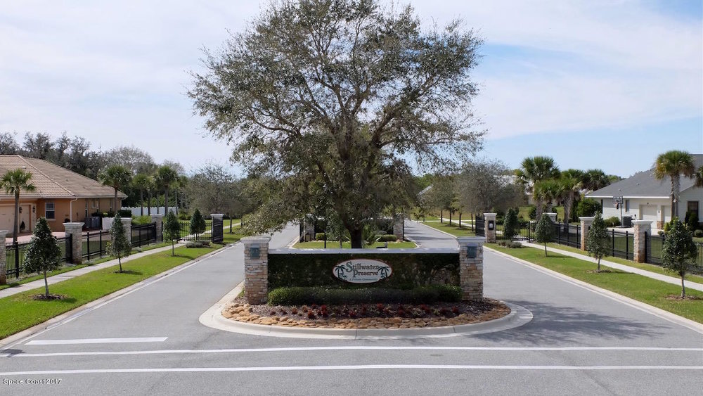 1413 Sitka Lane Malabar, Florida Stillwater Preserve Sold By Brent Burns