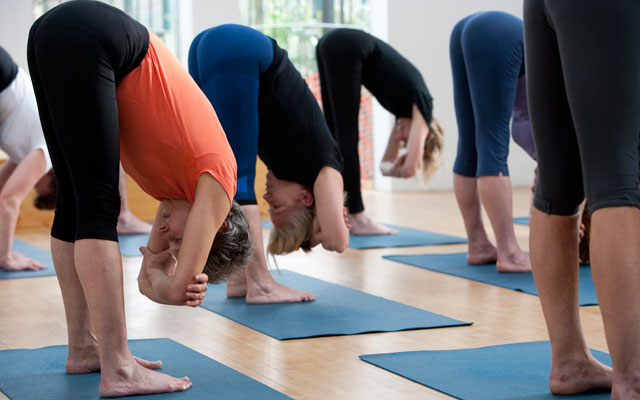 The yoga for Flexibility classes work on alignment.