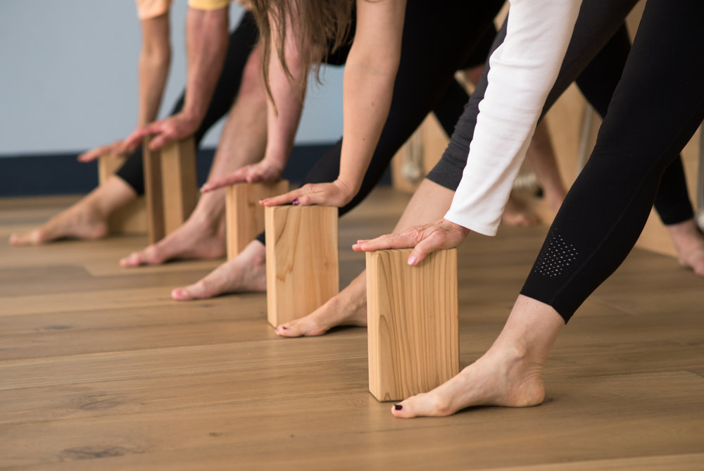 Community Yoga + Wellness is the most well equipped yoga center in Northeast Florida.