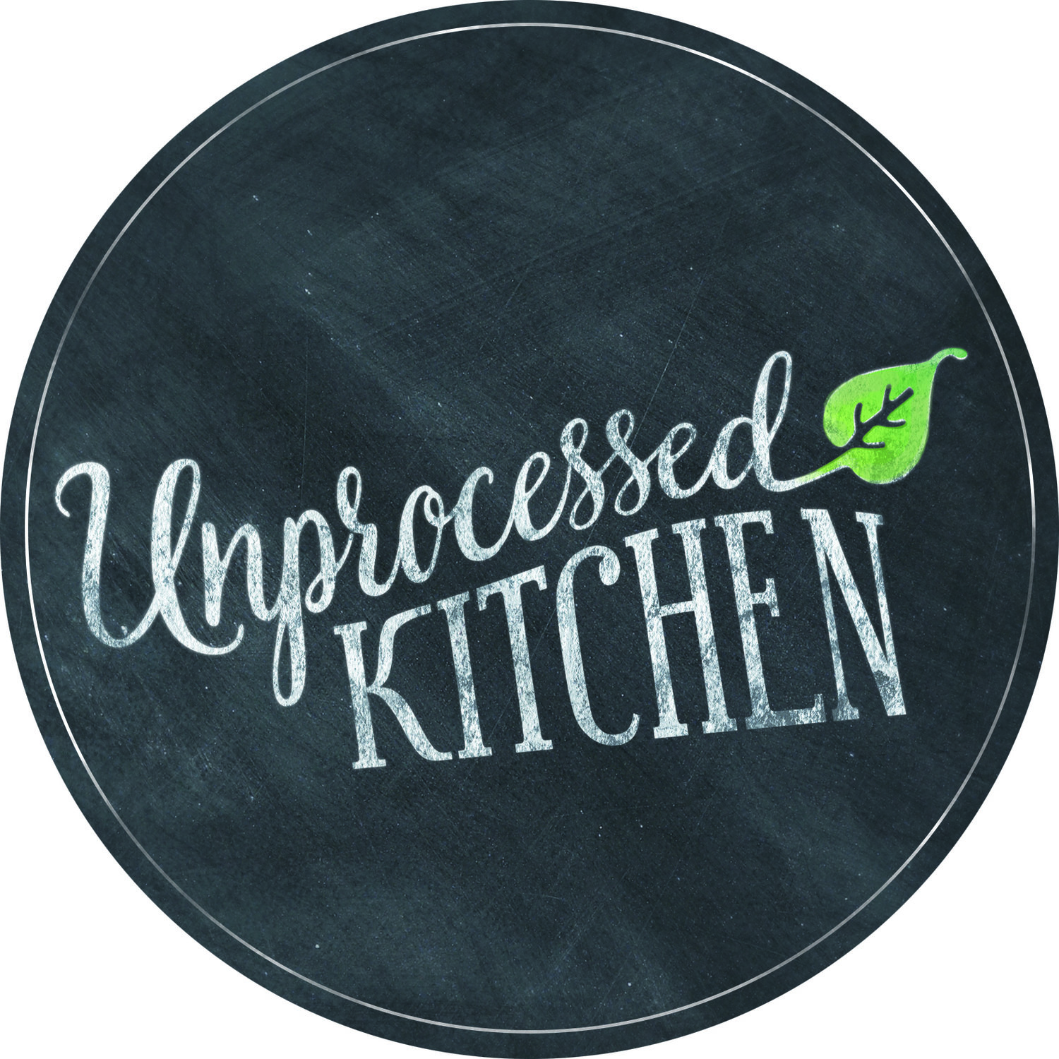 Unprocessed Kitchen
