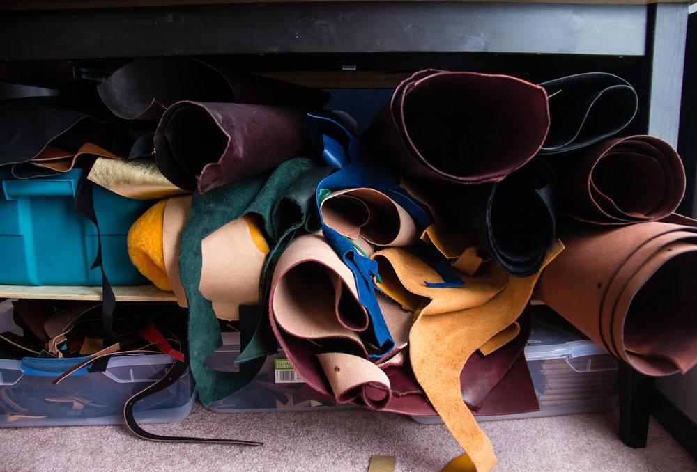 brand session: illo leather | photo: mecoh photography + storytelling