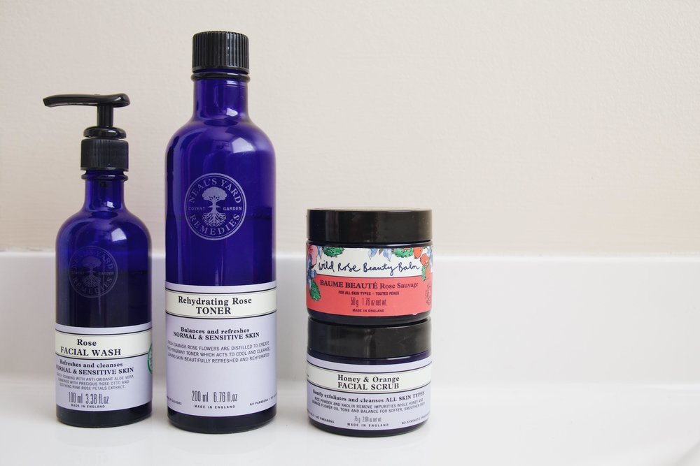 Neal's Yard Remedies // Photo:  Mecoh Documentary Photography