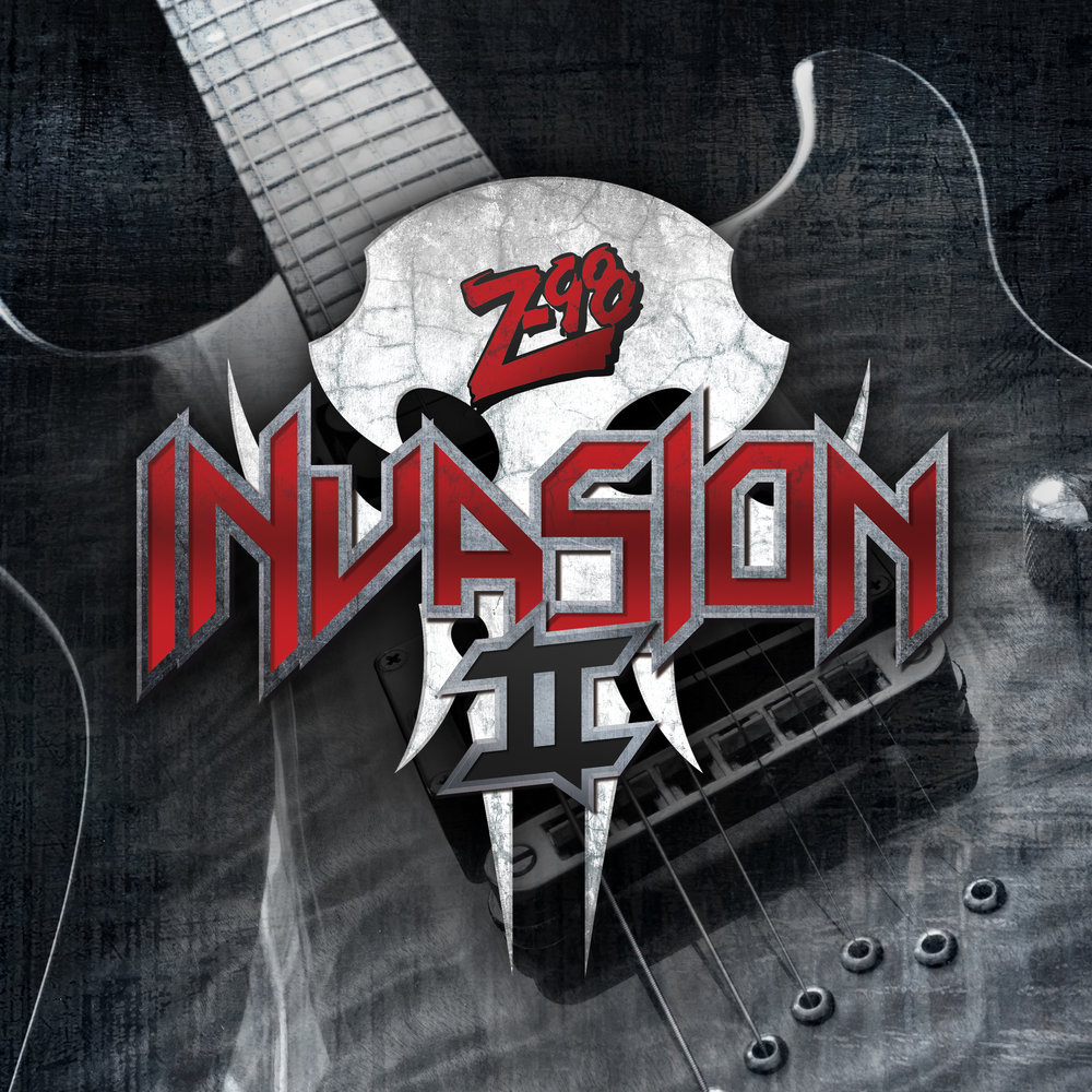 Hard Rock Casino & Hotel Sioux City: Invasion Logo Design