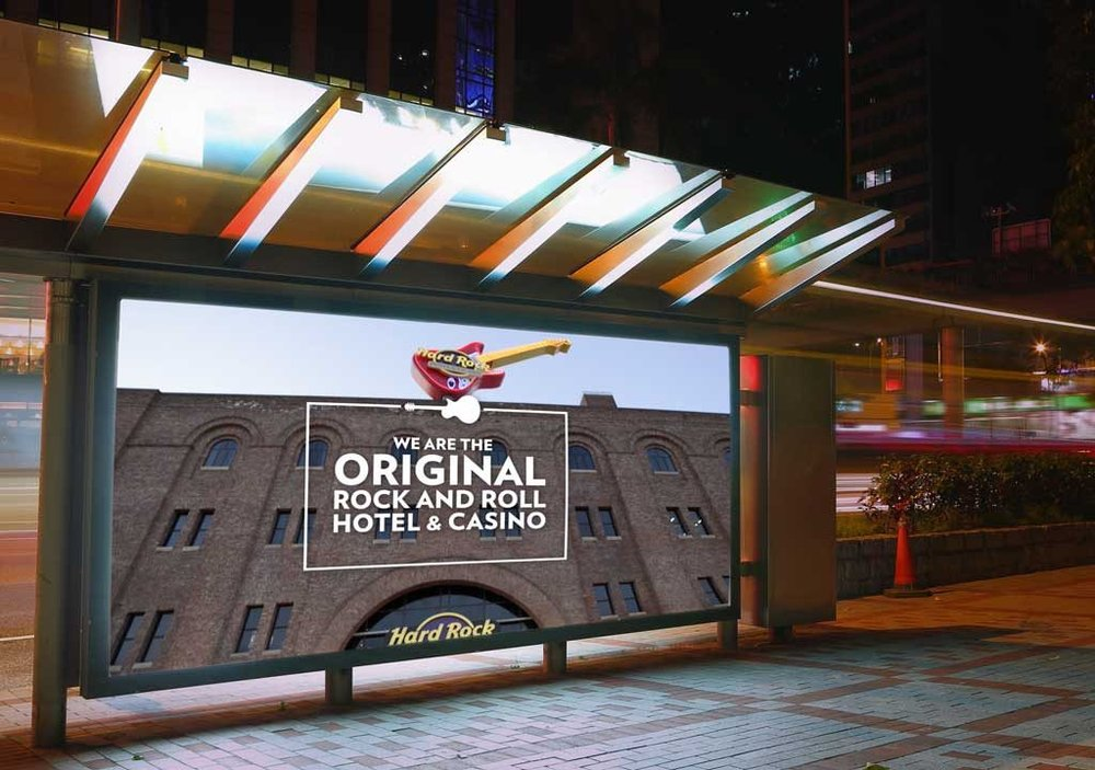 Hard Rock Hotel & Casino Sioux City: Recruitment Social Campaign