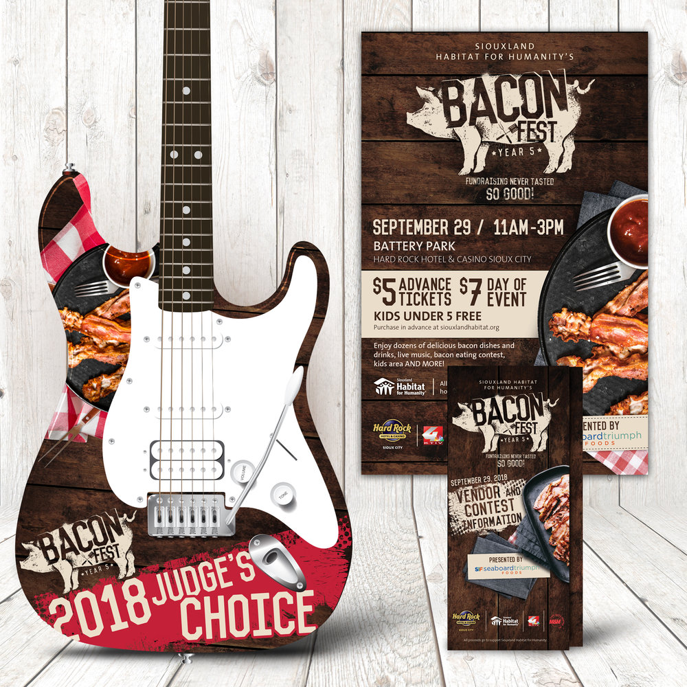 Hard Rock Hotel & Casino Sioux City: Bacon Fest