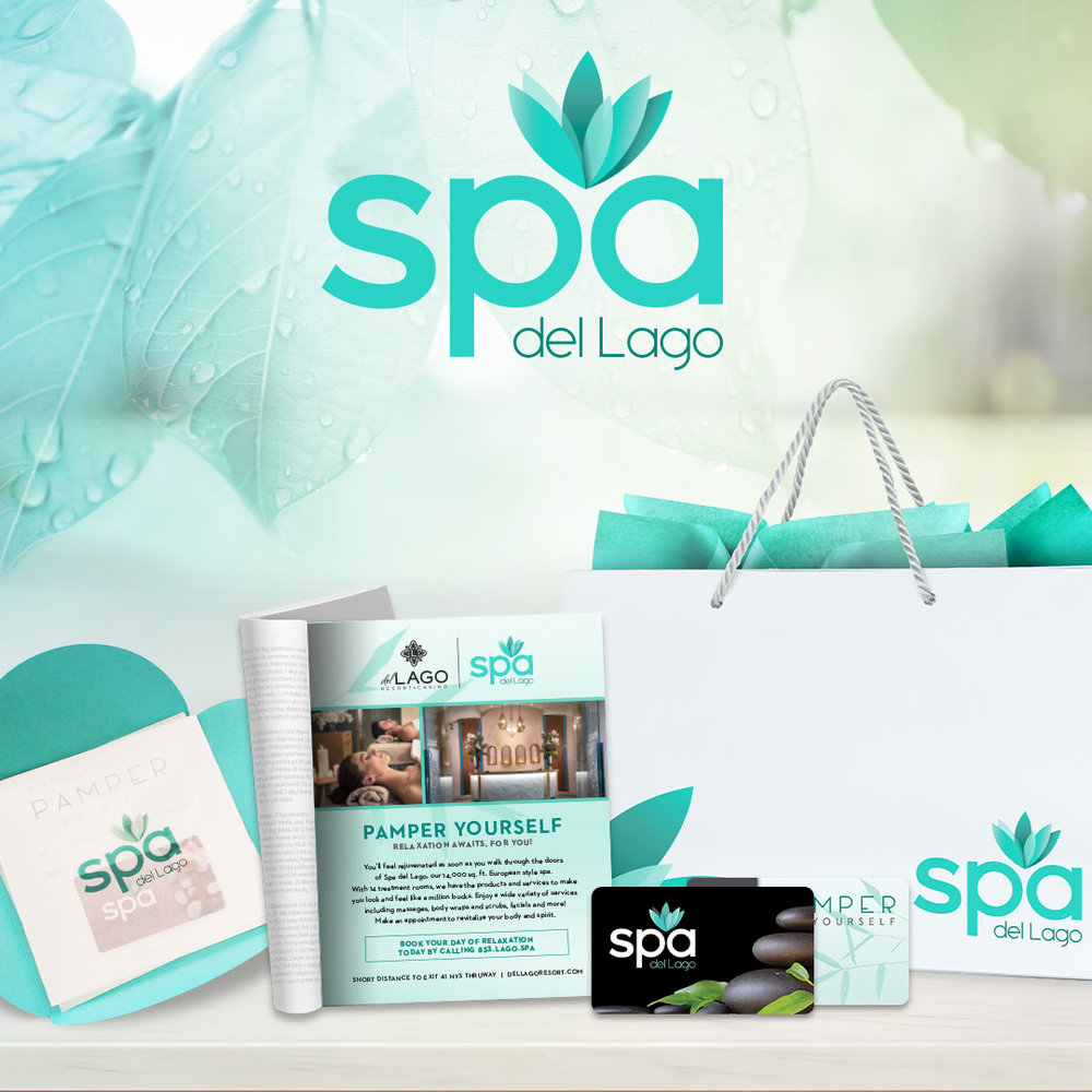 del Lago Resort & Casino: Spa del Lago