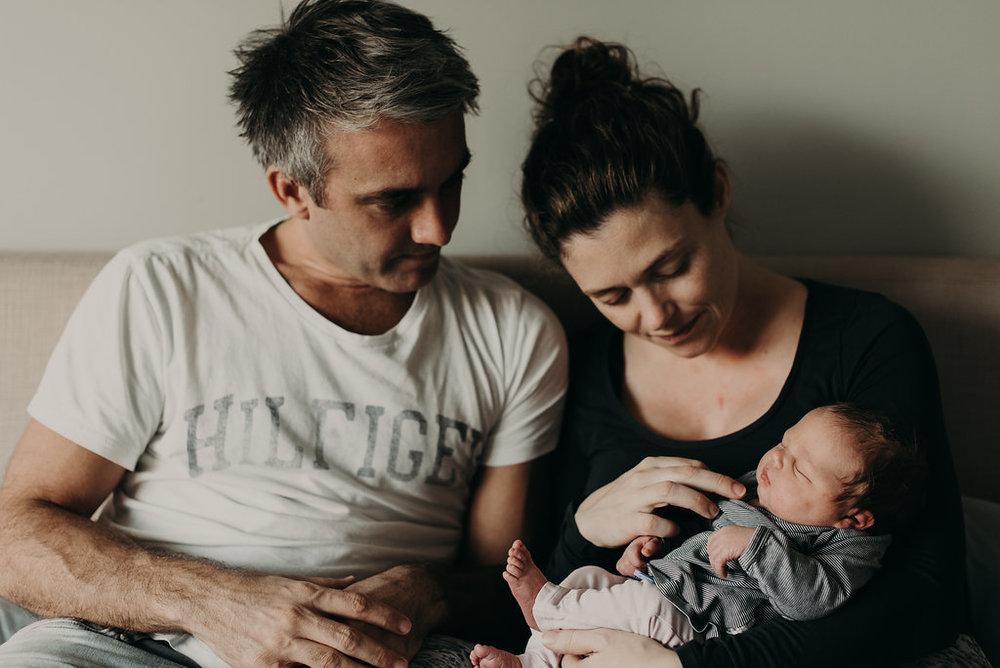 Den Haag Newborn Photoshoot