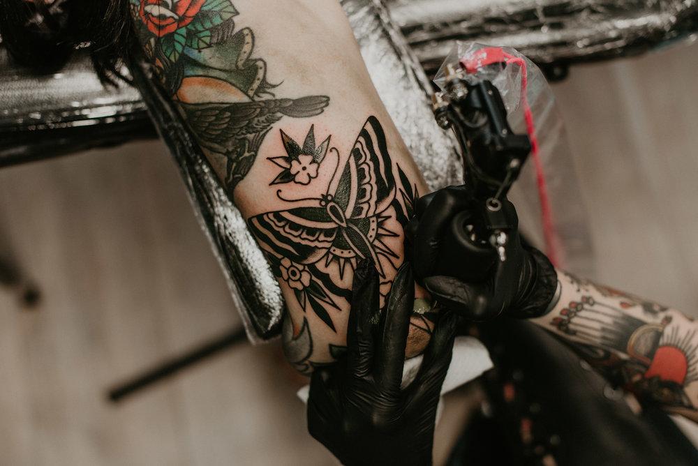 Rotterdam urban photo race 25 to life tattoo