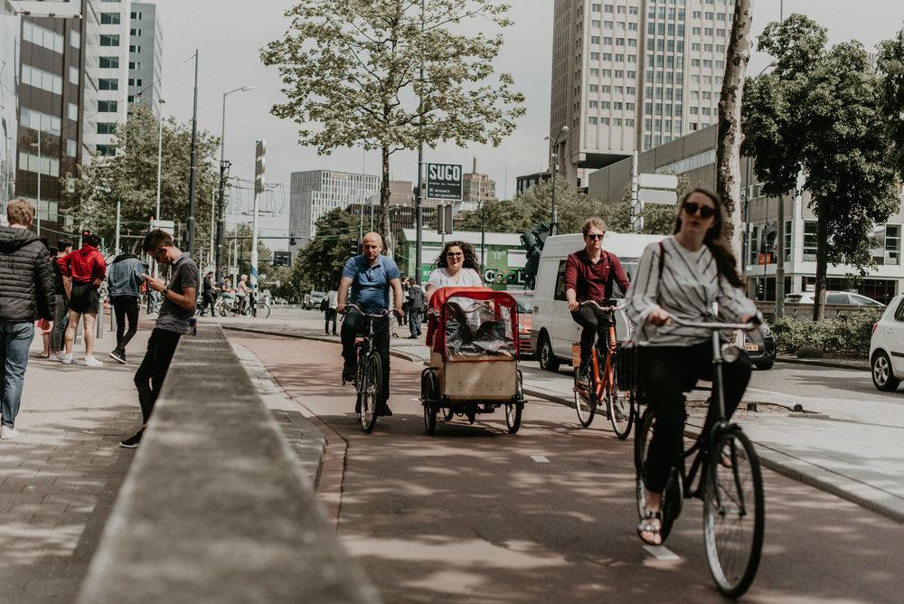Rotterdam urban photo race west blaak
