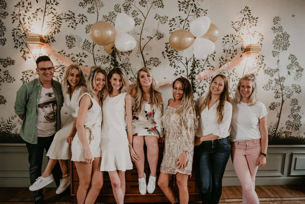 Bachelorette Party at Dudok Rotterdam