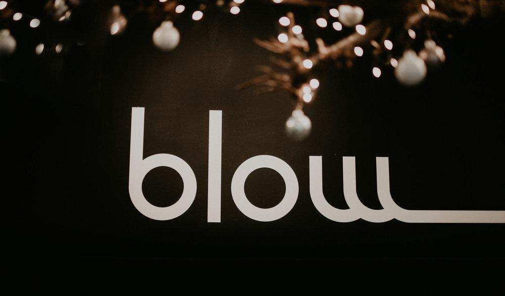 Blow Kappers Rotterdam Business Branding
