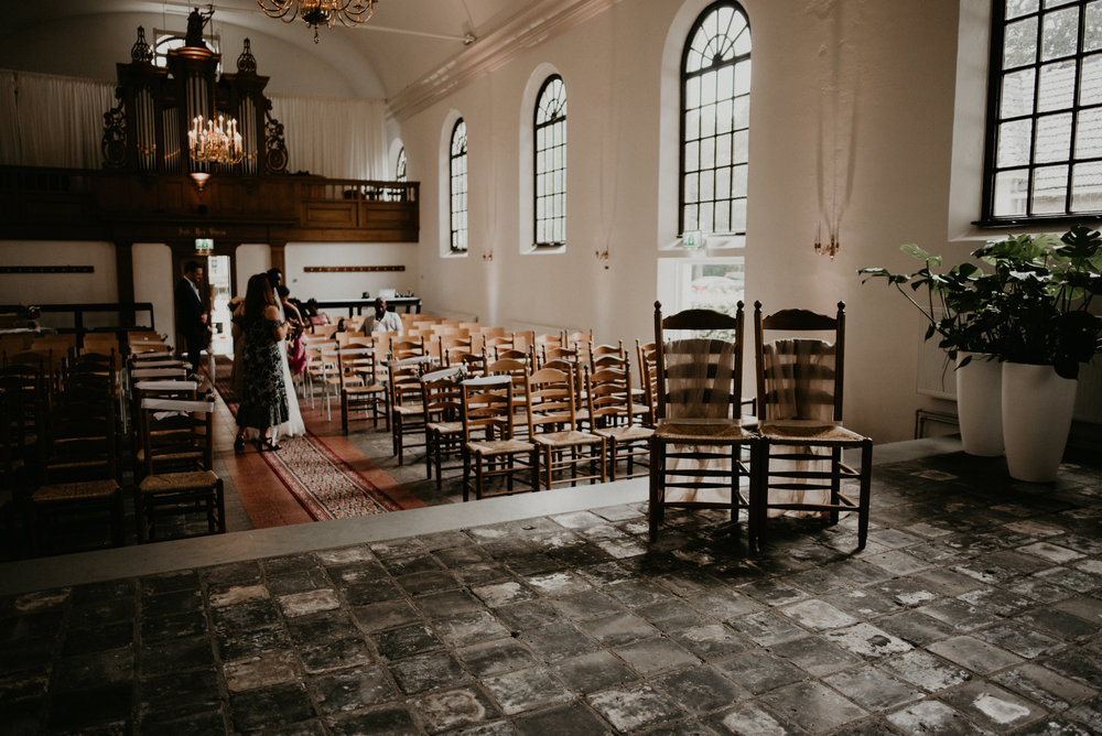 Romantic Dutch-Ghanaian Wedding in Zwolle