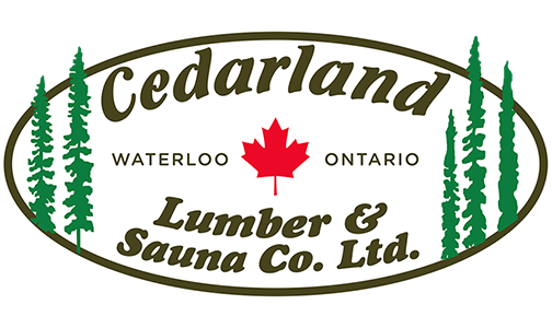 Cedarland Saunas in Waterloo