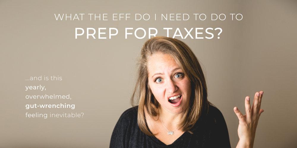 creative entrepreneur taxes