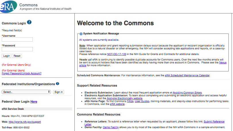 Great The National Institutes Of Health (NIH) Developed The Commons To Help  Researchers Share Their Data So It Can Be Widely Leveraged. In More Detail: