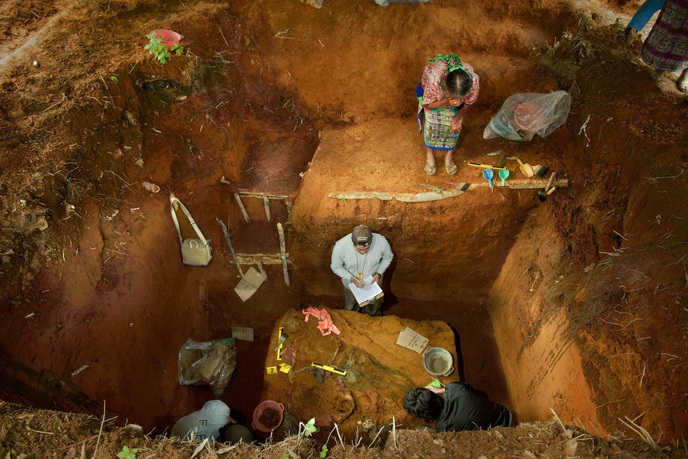 The Secrets in Guatemala's Bones -