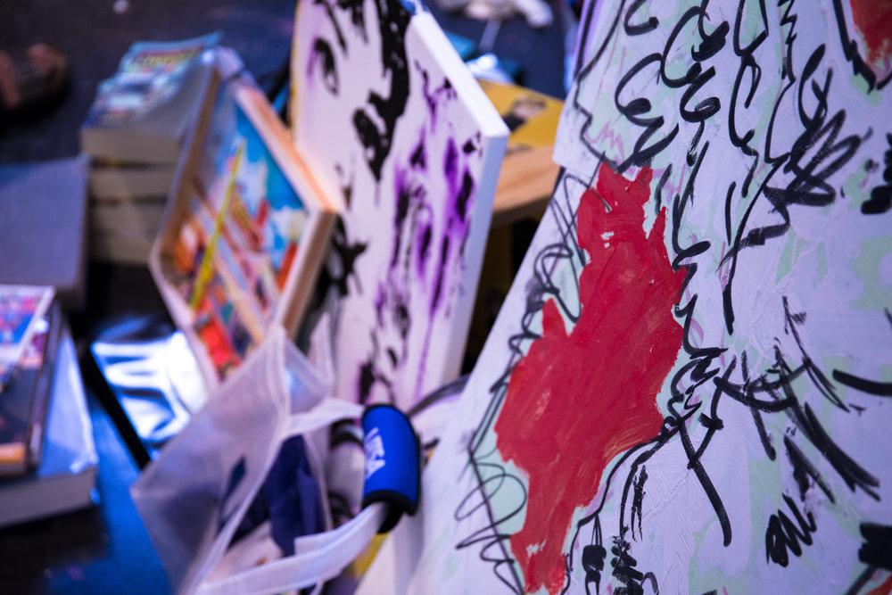Rex's Paintings