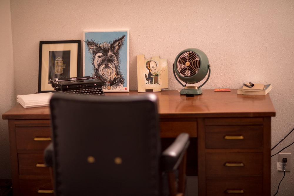 Kevin Peckham's Writing Studio