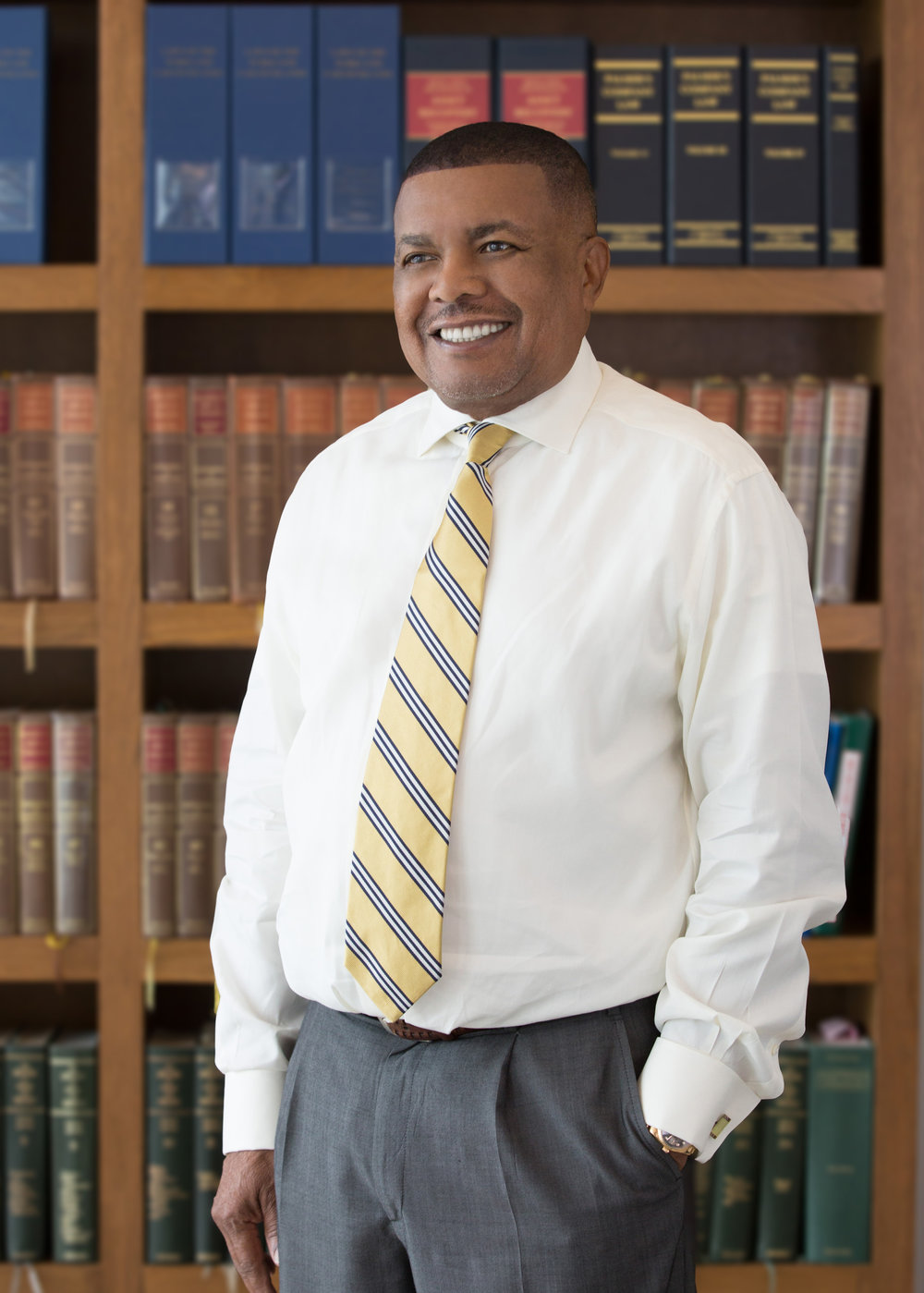 Carlos W. Simons (Senior Partner)