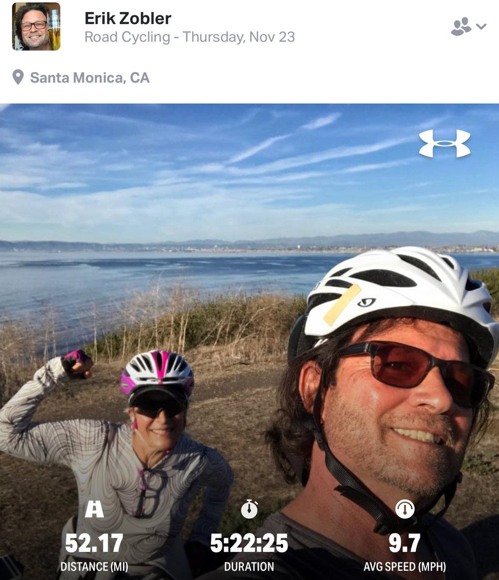 Jeri and Erik thanksgiving ride.PNG
