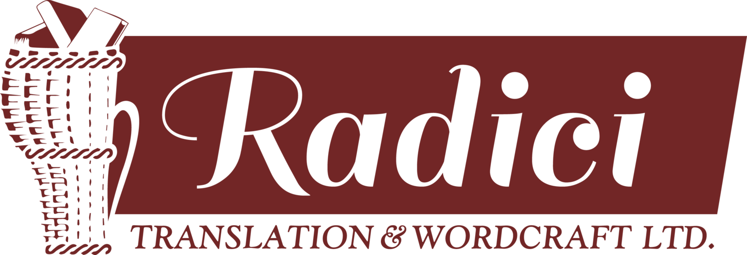 Radici Translation & Wordcraft Ltd.