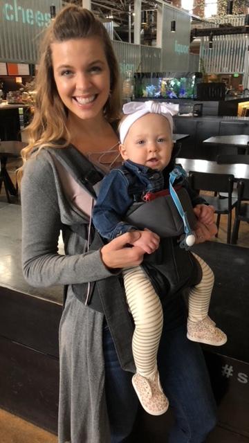 Post Nursing - Living our new life here in Denver :)