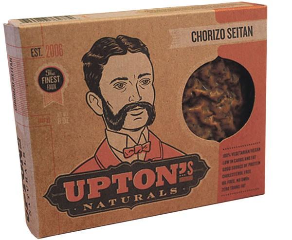 Here's the Chorizo Seitan I used!