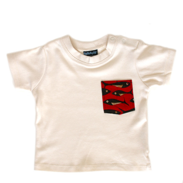 organic cotton baby tee sustainable fashion for babies