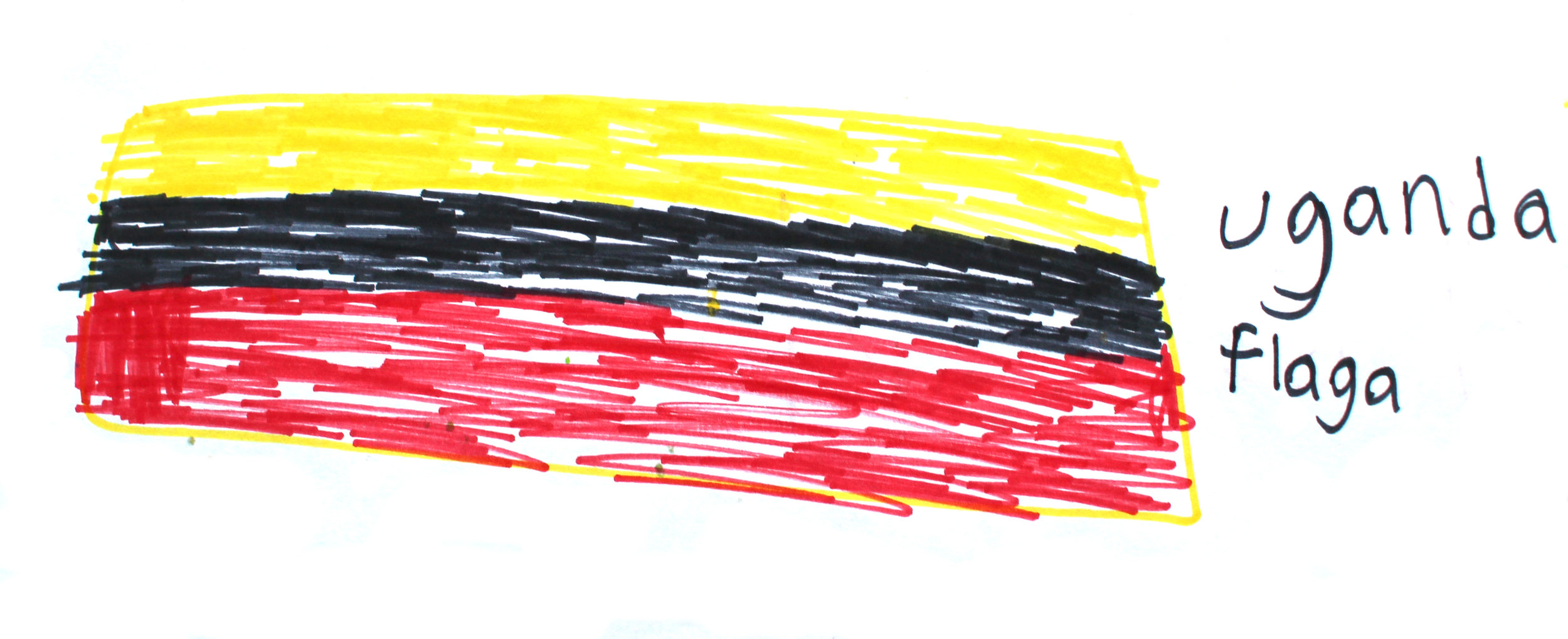 flag of Uganda awamu.co.uk