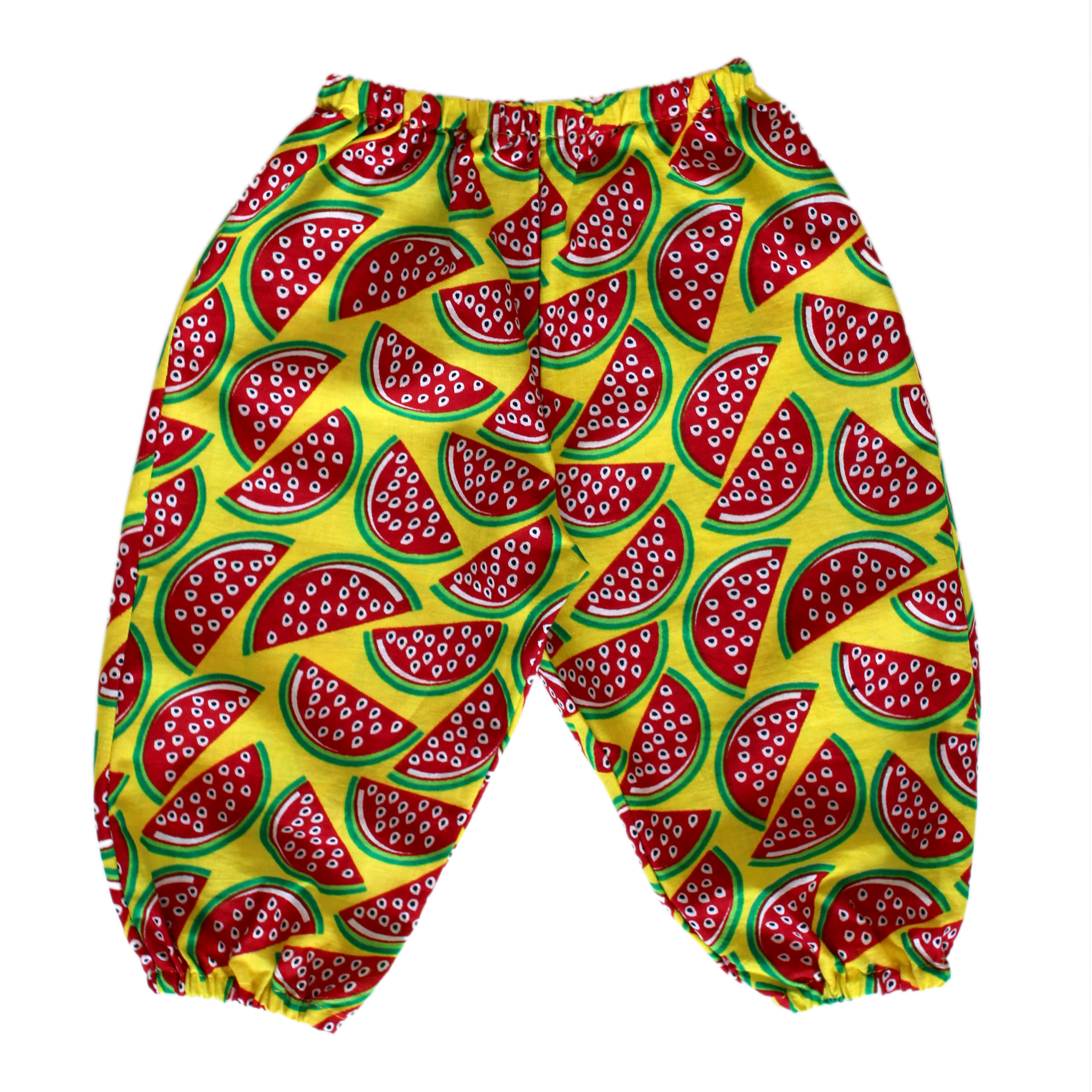 New easy pull on cottons pants for babies