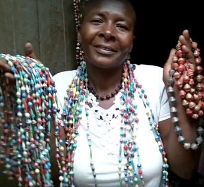Sarah Namaganda awamu shaw trust