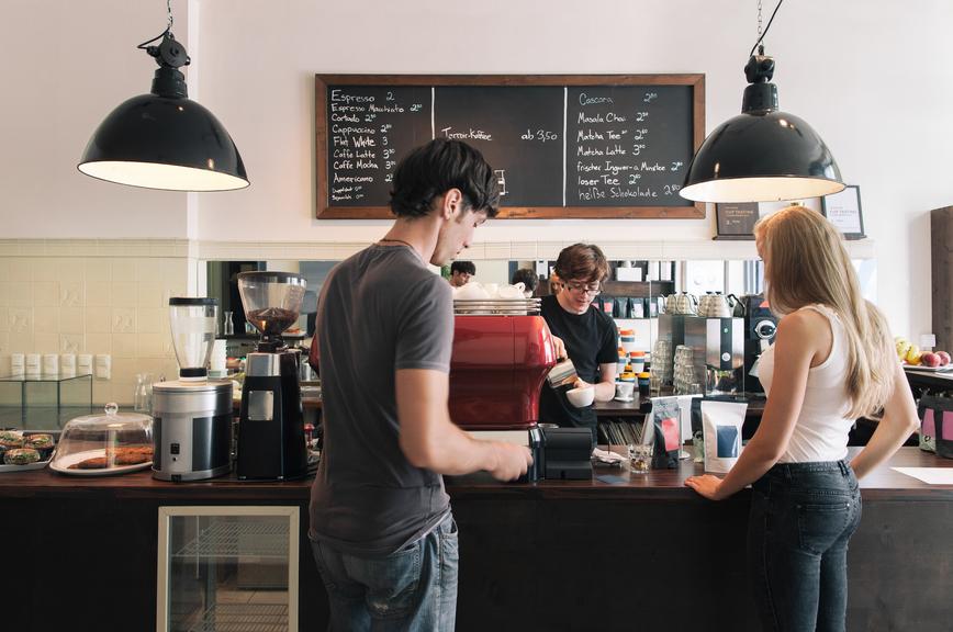 Delis/ Coffee Shops