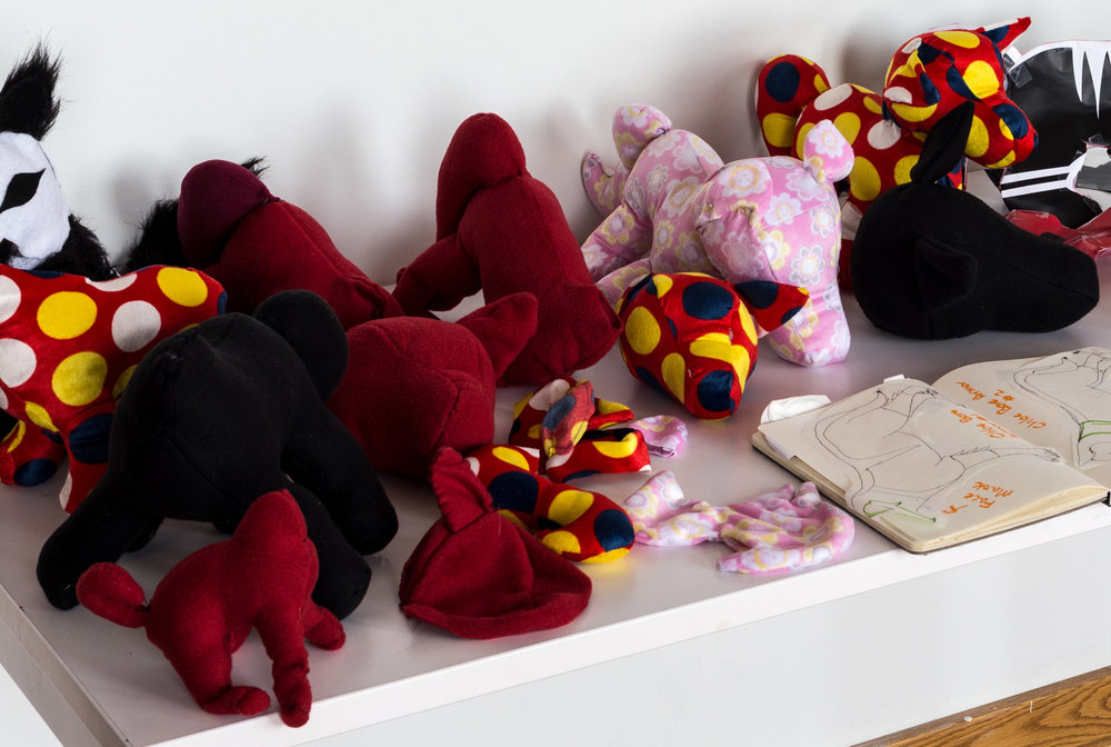 Chantal-Benitez-Plush-Toy-Prototypes-Process