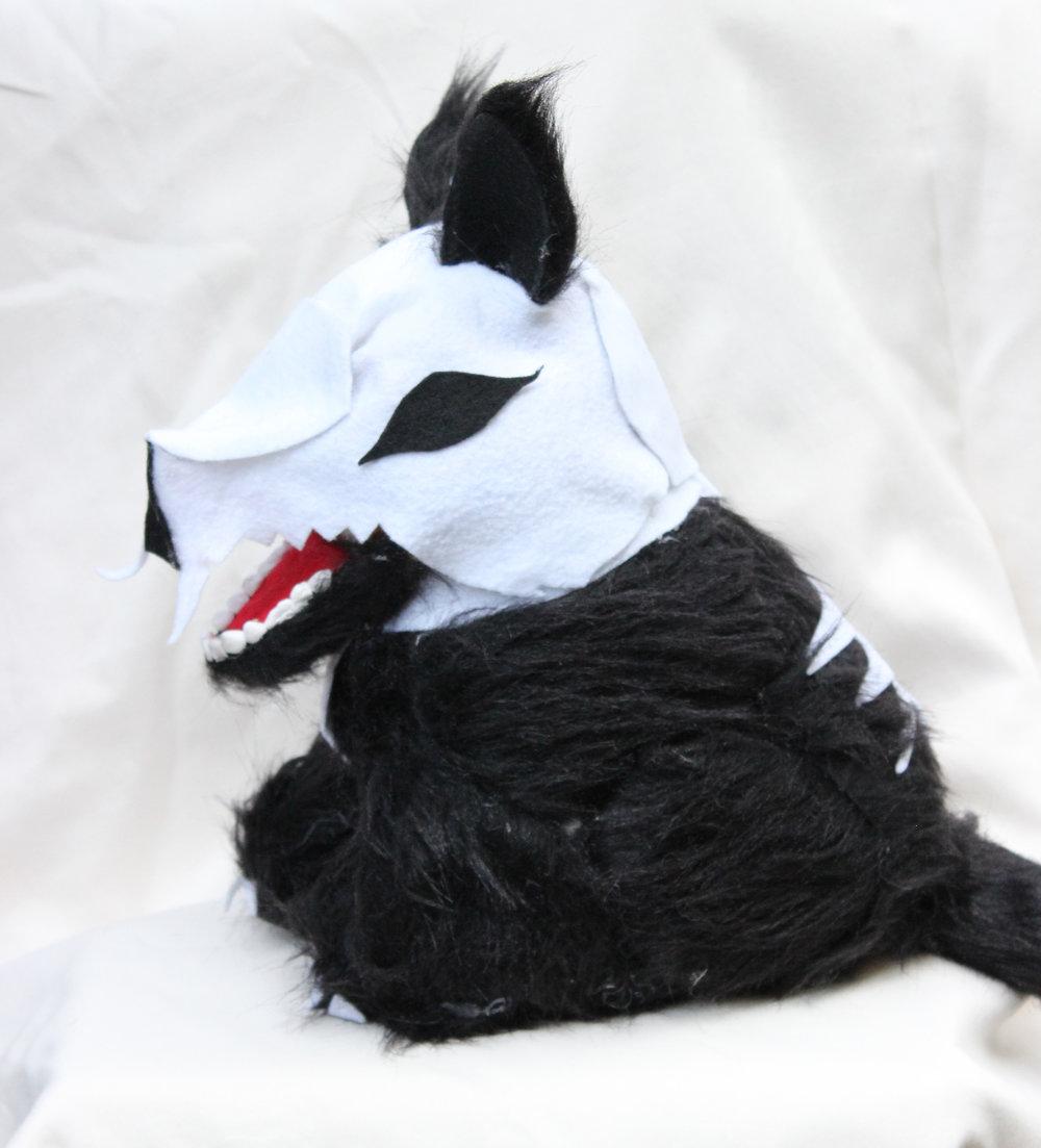 Chantal-Benitez-Frank-Puppet-Black