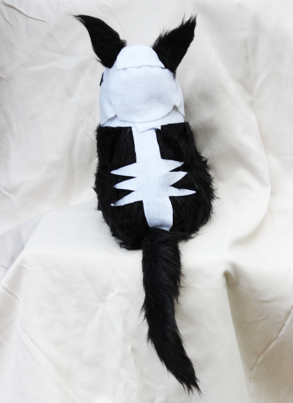 Chantal-Benitez-Frank-Puppet-Fur-Black