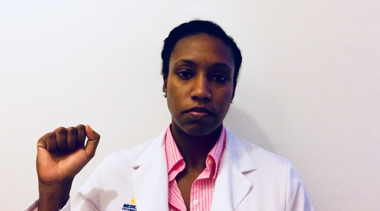 Jasmyne Jackson, M4, The University of Michigan Medical School