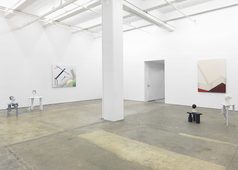 3 Shifts  Johannes Vogt Gallery New York, NY 2016