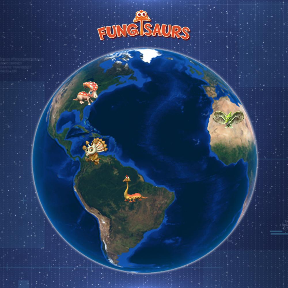 Interactive map concept