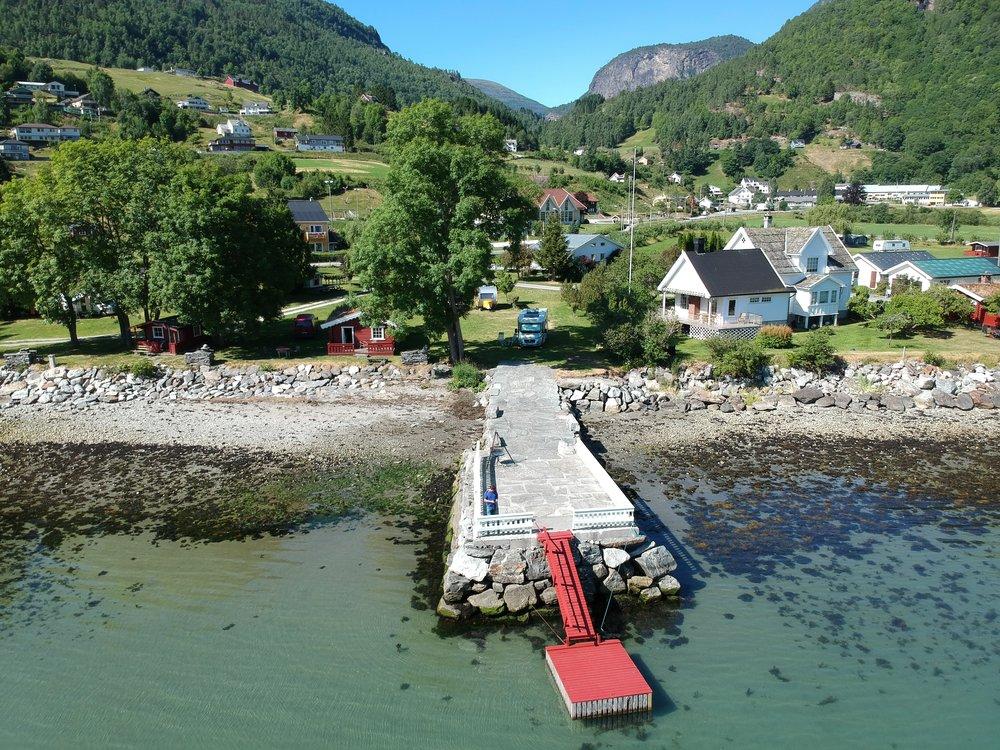 Hytter - Ulike typar hytter på Dalsøren Camping