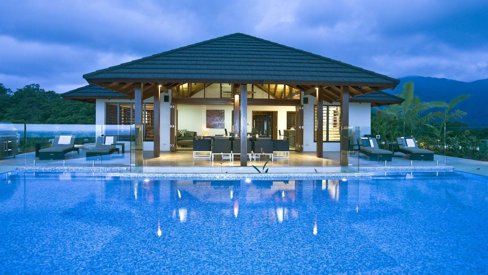 Mali Mali – Luxury Escape, Port Douglas Hinterland  For more information  https://www.executiveretreats.com.au/contact/