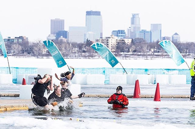 This year's Polar Plunge at Bde Maka Ska marked the 21st year of participants leaping into frigid Minnesota waters for a cause. The event raised over $1 million this year, supporting the state's 8,000+ Special Olympic Athletes. • • • • • • #PolarPlunge #SpecialOlympics #BdeMakaSka #MPLS #CARAG #CARAGMPLS #Minneapolis #MN #Minnesota #Minnstagramers #CaptureMinneapolis #CaptureMinnesota #CaptureMN #ExploreMN #TwinCities