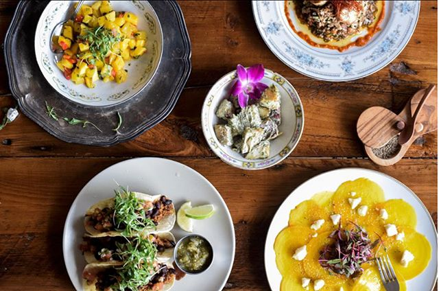 @figfarro's summer menu by Head Chef Patrick Stanley-Moore is here! Elevated and plant-based dishes with unique ingredients. 📸: @figfarro • • • • • #CARAG #Minneapolis #Uptown #meatless #plantbased #figandfarro #mn #mpls #mplsmn #community #supportlocal #shoplocal