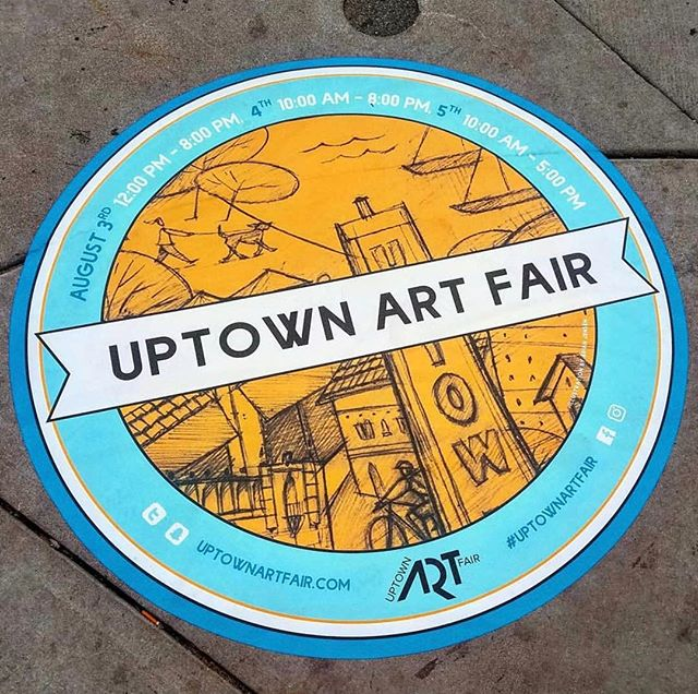 It's Uptown Art Fair weekend! Over 350 artists, entertainment, and activities all weekend long!  #uptownartfair • 📸: @uptownartfair • • • • • • #Community #MPLS #CARAG #CARAGMPLS #Minneapolis #MN #Minnesota #Minnstagramers #CaptureMinneapolis #CaptureMinnesota #CaptureMN #ExploreMN #TwinCities
