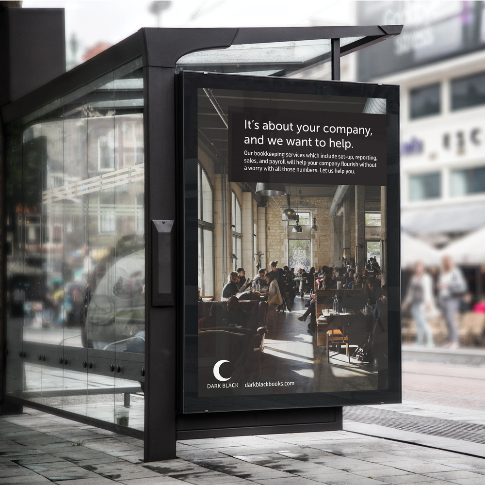 Bus Shelter Advertisement Mockup