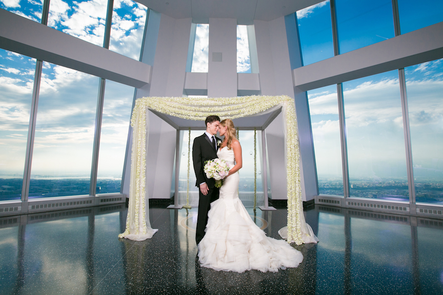 Freedom Tower Wedding In NYC