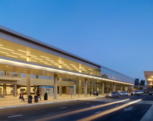 Van Nuys Airport Terminal