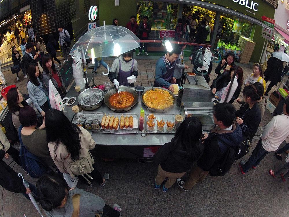 Mercado Myeon-dong